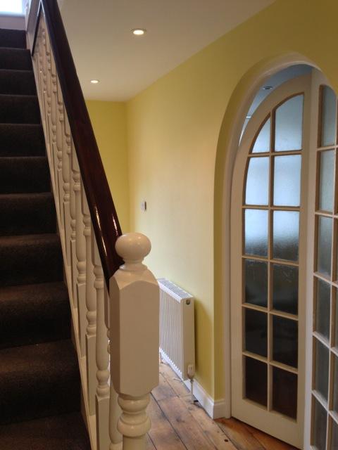 Hall Stairs Landingeverett Painting