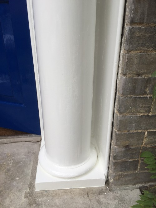 Painting Columns