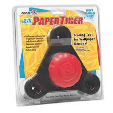 Zinsser Paper Tiger