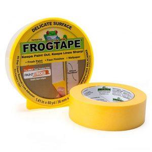 Yellow Frog Tape